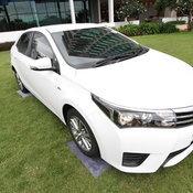 Toyota Altis CNG