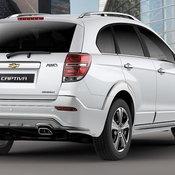 Chevrolet Captiva ใหม่