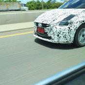 Mazda 2 Spy Shots