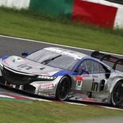 Honda ร่วมแข่งขัน Super GT