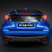 Honda Civic EU Spec.