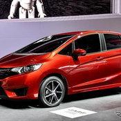 Honda Jazz 2014 EU Spec.