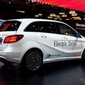 B-Class Electric Drive
