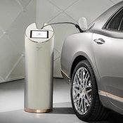 Bentley Plug-in Hybrid
