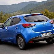 Mazda 2 EU Spec