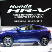 Honda HR-V Prototype