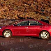 Toyota Camry ไมเนอร์เชนจ์