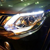 Mitsubishi Triton 2015