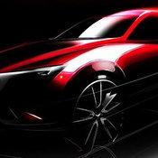 ทีเซอร์ Mazda CX-3