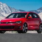 Volkswagen Golf-GTI