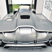 3D Printed Supercar 2