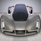 3D Printed Supercar 3