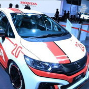 Honda Jazz Racing Concept