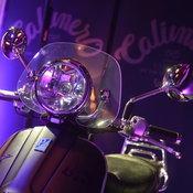 Vespa LXV 150 3Vie Calimero