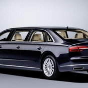Audi A8L Extended