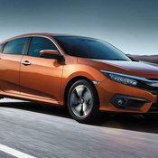 Honda Civic สเป็คจีน