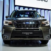 Subaru - Motorshow 2016