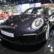 Porsche - Motorshow 2016