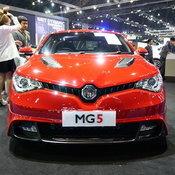 MG - มอเตอร์โชว์ 2016