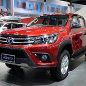 Toyota - Motorshow 2016