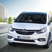 2017 Opel Zafira