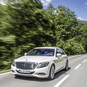 Mercedes-Benz S550e