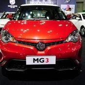 MG3 สีแดง Ruby Red