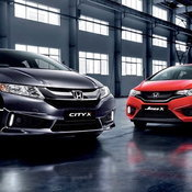 Honda City X/Jazz X