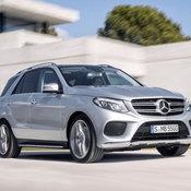 Mercedes-Benz GLE500e