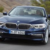 2017 BMW 5-Series G30
