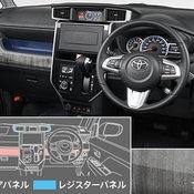 Toyota Roomy Modellista
