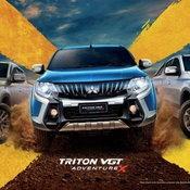 Triton VGT Adventure X