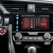 Civic Hatchback EU Spec
