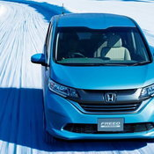 2016 Honda Freed