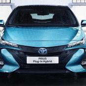2017 Toyota Prius PHV