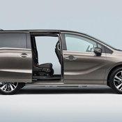 2018 Honda Odyssey US Spec
