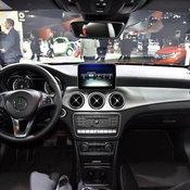 หลุด Mercedes-Benz GLA