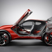 2018 Nissan Gripz Concept