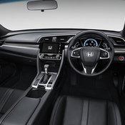Honda Civic Hatchback 2017