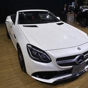 Mercedes-Benz - Motorshow 2017