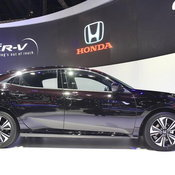 Honda - Motorshow 2017
