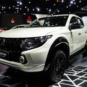 Mitsubishi Triton Limited Edition