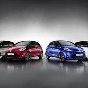 Toyota Yaris 2017 EU Spec