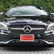 Mercedes-Benz CLA250 AMG Dynamic