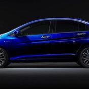 Honda Grace 2017