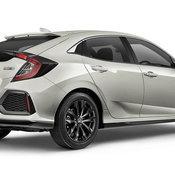 Honda Civic Hatch 2017 Black Pack