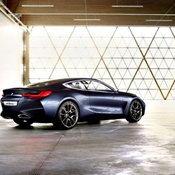 BMW 8-Series 2017