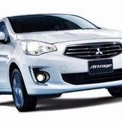 Mitsubishi Attrage 2017