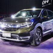 Honda CR-V Thai Spec