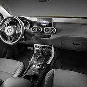 Mercedes-Benz X-Class 2017